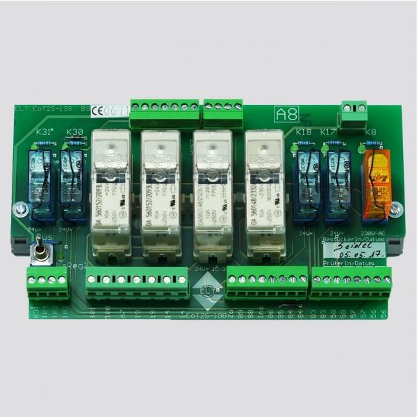 Nachregulierung EoT Seil A8, EoT2S-0198