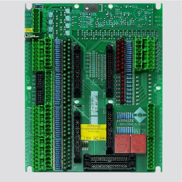 Übergabeplatine A12, 8031NU2-XX-0201