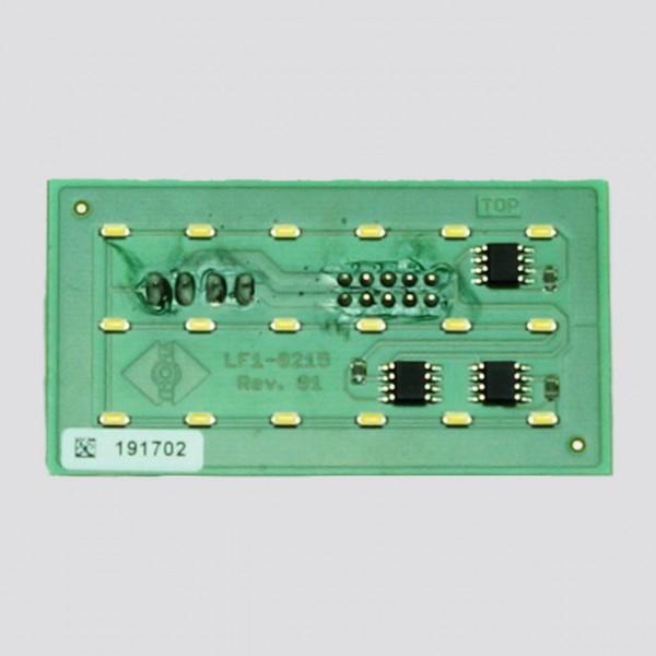 LED-Etagenbeschriftung klein