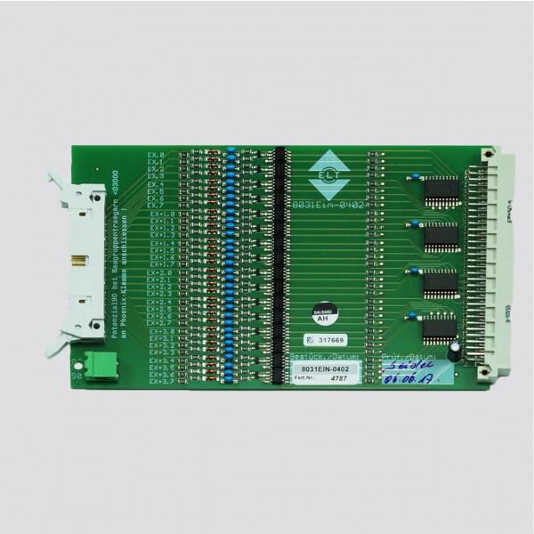 Eingabeplatine 8031EIN-0402